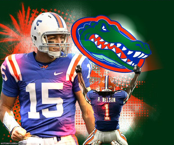 Gator Football Logo